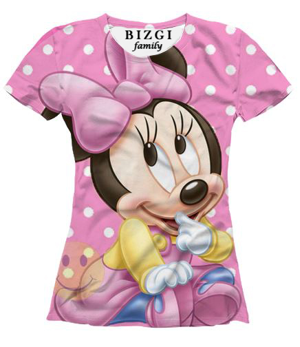 Футболка Minnie Mouse